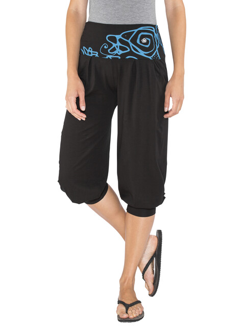 E9 W's Luna 3/4 Pants black